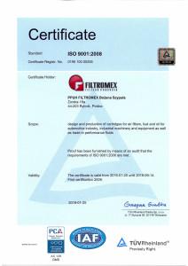 FILTROMEX_15_RA_certyfikat_en